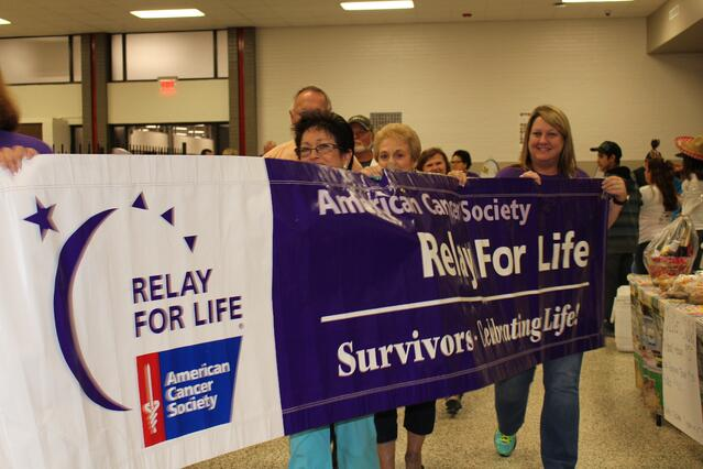 LSCU's Team raises more than $4,000 for Kaufman County Relay