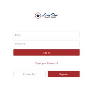Online Payment Center Login Screenshot
